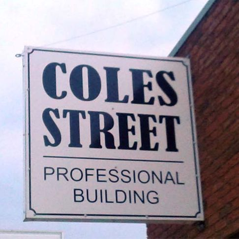 Coles Street Professional Building